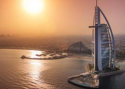 BURJ AL ARAB DUBAI, Emirati Arabi