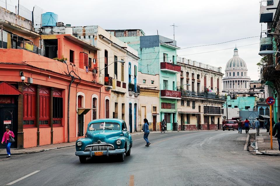MERAVIGLIE CUBANE – Partenza 21 Dicembre 2019